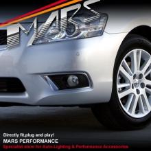 MARS Bumper Bar Driving Fog Lights for Toyota Aurion 10-12