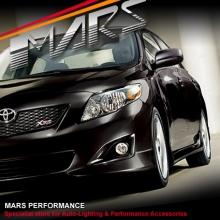 MARS Bumper Bar Driving Fog Lights for Toyota Corolla Sedan 07-10