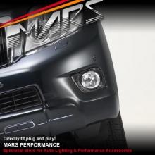 MARS Bumper Bar Driving Fog Lights for Toyota LANDCRUISER Prado 09-13