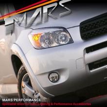 MARS Bumper Bar Driving Fog Lights for Toyota RAV4 06-08