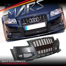 S3 RS3 Style Front Bumper Bar for AUDI A3 8P 03-08 Hatch Pre update facelift model