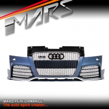 RS-TT Style Front Bumper Bar with Grille for AUDI TT 8J MY06-MY14 Coupe & Convertible