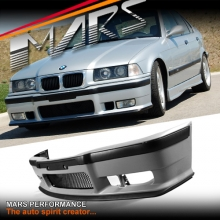 BMW E36 Sedan & Coupe & Convertible M3 Style Front Bumper bar & Detachable Lip