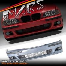 M Tech / M Sports style Front Bumper Bar for BMW E39 Sedan & Wagon 95-03
