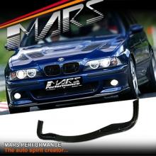 Hamann M5 Style Front Bumper Carbon Fiber Lip for BMW E39