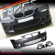 M5 style Front Bumper Bar for BMW E60 E61 Sedan Wagon 08-09