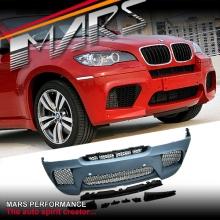 X6M Style Front Bumper Bar for BMW E71 X6 08-12 30i 35i 35d 40d 50i