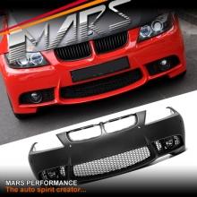 M3 style Front Bumper Bar for BMW E90 E91 05-08 Sedan & Wagon