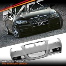 M Tech Sports Style Front Bumper Bar for BMW E90 E91 05-08 Sedan & Wagon