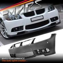 M3 style Front Bumper Bar for BMW E90 E91 LCi update 09-11 Sedan & Wagon