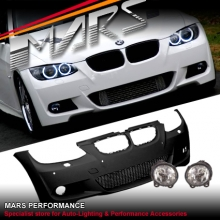 M Tech M Sports Style front bumper bar for BMW E92 Coupe & E93 Convertible 06-09