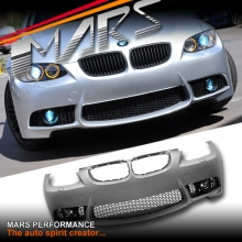 M3 Style Front Bumper Bar for BMW E92 Coupe & E93 Convertible 06-09