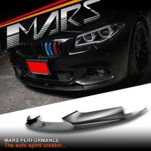 BMW M Performance Style ABS Plastic Front Bumper bar lip for 5-Series F10 Sedan & F11 Wagon