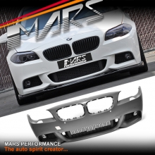 M Tech Sports Style front bumper bar for BMW 5-Series F10 Sedan & F11 Wagon 10-13 Pre LCI
