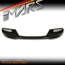 M Performance Style Plastic Front Bumper bar lip for BMW 1-Series F20 Hatch Pre LCI 11-15