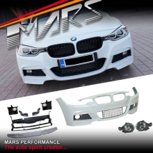 M Tech Sport style front bumper bar for BMW F30 Sedan & F31 Wagon
