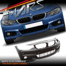 M Tech Sports Style Front Bumper bar for BMW 4 Series F32 F33 F36