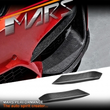 Performance Style Carbon Fibre Front Upper Bumper Bar Lid Covers for BMW F80 M3 & F82 F83 M4