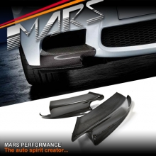 BMW Performance Style Front Bumper Bar Carbon Fiber Splitter for BMW E90 E92 E93 M3