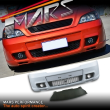 OPEL OPC Turbo Style Front Bumper Bar For Holden ASTRA G 98-04