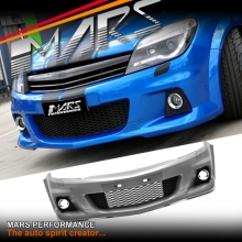OPEL OPC VXR Turbo Style Front Bumper Bar For Holden ASTRA AH H 04-12