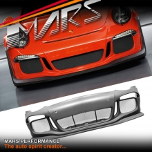 GT3 RS Style Front Bumper Bar for Porsche 911 991 Carrera 12-15