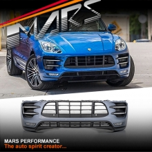 Turbo Style Front Bumper Bar Body Kits for Porsche Macan 95B 14-17