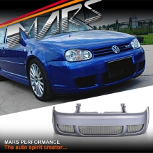 MK4 R32 Style Front Bumper Bar for VolksWagen VW Golf IV Hatch MK-4 98-03