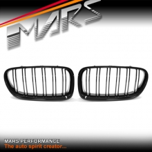Gloss Black M5 Style Front Kidney Grille for BMW 5 Series F10 & F11,  Pre LCI 11-13