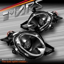 Black Projector High Beam Head Lights for Toyota Soarer & Lexus SC300 SC400