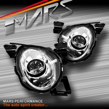 Crystal Projector High Beam Head Lights for Toyota Soarer & Lexus SC300 SC400