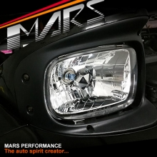 Crystal Clear Head Lights for MAZDA RX-7 97-02