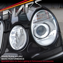 AMG E63 Style Projector Head Lights for Mercedes-Benz E-Class W211 03-08