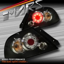 Black LED Altezza Tail lights for Mitsubishi Lancer CH 03-07 Sedan