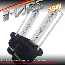 MARS 35W AC HID Xenon Head Lights Bulbs: D2S D2R D2C