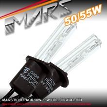 MARS 55W AC HID Xenon Head Lights Bulbs: H1 H3 H4 H7 H8 H9 H10 H11 HB3 HB4