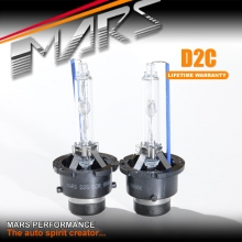 MARS Performance D2S D2R D2C 35W AC HID (High-Intensity Discharge) Xenon Bulbs for Headlights