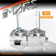 MARS Performance D3S 35W AC HID (High-Intensity Discharge) Xenon Bulbs for Headlights