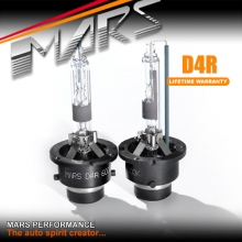 MARS Performance D4R 35W AC HID (High-Intensity Discharge) Xenon Bulbs for Headlights