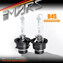 MARS Performance D4S 35W AC HID (High-Intensity Discharge) Xenon Bulbs for Headlights