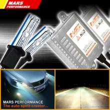 MARS Slim-Pack H11 12V 24V Real AC Slim Digital HID Xenon System for Head Lights