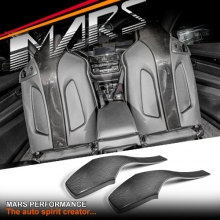MARS Carbon Fibre Front Seat Cover for BMW M3 F80 & M4 F82 F83