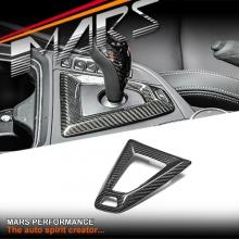 MARS Performance Carbon Fibre Interior Shift Surround Cover Trim for BMW F80 M3 & F82 F83 M4 (RHD)