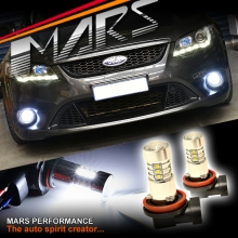 MARS Projector Super Bright LED SMD Bumper Bar Driving Fog Lights Bulbs for Ford Falcon FG BF