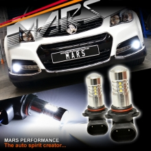 MARS Projector Super Bright LED SMD Bumper Bar Driving Fog Lights Bulbs for Holden Commodore VF
