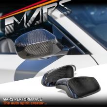 Real Carbon Fibre Mirror Cover for BMW E92 Coupe & E93 Convertible LCI 10-13