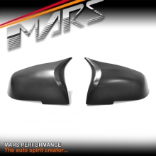 M3 M4 Style Mirror Cap Cover for BMW 1-Series F20 / 2-Series F22 / 3-Series F30 / 4-Series F32 / X1 E84