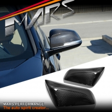 Real Carbon Fibre Mirror Cover for BMW 1-Series F20 2-Series F22 3-Series F30 4-Series F32 X1 E84