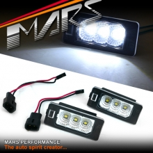 Super bright SMD CANBUS Number Plate Lights for BMW 3 Series F30