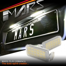 Super Bright High Power LED Trunk Number Plate Lights for FORD Falcon XH AU BA BF FG